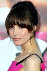 Square Face Bangs Hairstyle How To Pull Off Bangs With Any Face Shape College Fashion