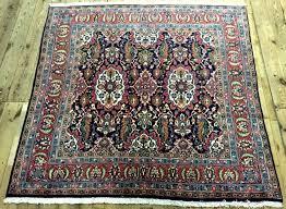 photo 4 of 6 persian carpet veramin cm 193 x 191 attractive