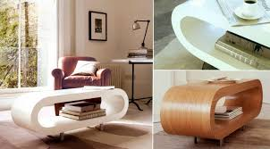 loopy table oak occasional tables living area funky lifestyles outstanding loopy coffee table loopy coffee table