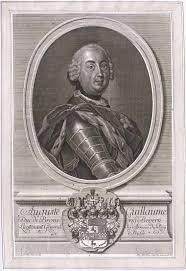Augustus William, Duke of Brunswick-Bevern