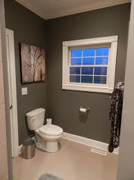 Bathroom:Welcoming Guest Bathroom Design With Subway Tiles And Wall Arts  Marvelous Simple Guest Bathroom