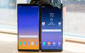 Samsung Note Comparison Chart Galaxy Note 9 Vs Galaxy Note 8 Whats New Toms Guide