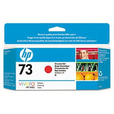 <b>HP 73</b> 130 ml <b>Chromatic</b> Red Ink Cartridge CD951A - Adorama