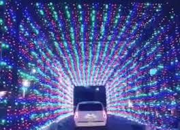 Christmas Light Displays Daytona Beach 4 Drive Thru Holiday Light Displays In Florida The News Wheel