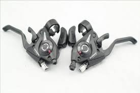 <b>Shimano ST EF51 Shifter Brake</b> Lever Combo 3x7 Speed ...