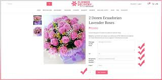 order info flower delivery philippines