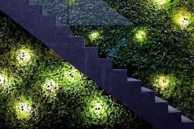 green wall lighting. Hamilton Terrace Green Wall. Open The Slideshow Wall Lighting T