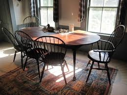 windsor chairs oval dining table to seat 8