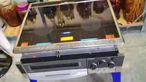 Bếp điện từ âm Mitsubishi CS-G3204 lh 0987339996 Tuấn - YouTube