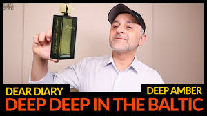 <b>Dear Diary</b> Deep Deep In The Baltic Fragrance Review + Full Bottle ...
