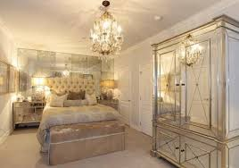 glass bedroom furniture sets. mirrored bedroom furniture sets wood flooring lighted by desk lamp rectangle shape natural wooden cabinets white color shades inexpensive glass r