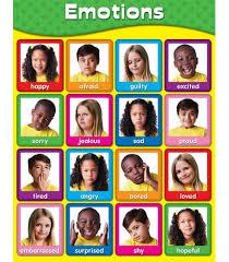 Feelings Chart For Kids Emotions Chart