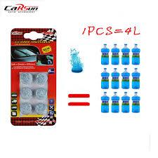 <b>6PCS</b>/Pack(1PCS=4L Water) <b>Brand New</b> Car Solid Wiper Fine Car ...