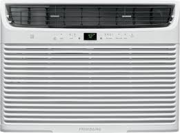 Frigidaire 550 Sq. Ft. Window Air Conditioner White FFRE1233U1 - Best Buy