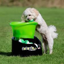 oggo automatic dog ball launcher fetch machine dog co uk electronics