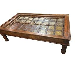 antique door coffee table as antique coffee table indian furniture handmade wood carving mughal