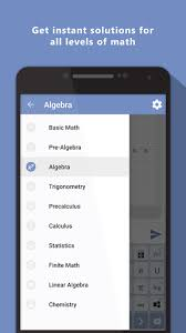 mathway math problem solver apk for android  millions of users and billions of problems solved mathway is the world s 1 math problem solver from basic algebra to complex calculus
