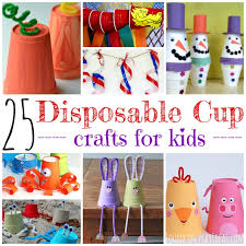 disposable cup crafts blog image