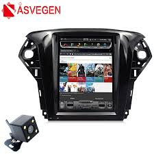 asvegen for ford mondeo 2007 2010 10 4 inch android 6 0 quad core car radio gps navigation stereo headunit dvd multimedia player