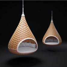 Outdoor Hanging Papasan Chair | Pod Hanging Chair | Chairs That Hang From  The Ceiling