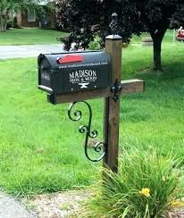 Double mailbox post plans Wood 6x6 Mailbox Post Mailbox Post Plans Mailbox Post Double Scrolled Iron Mailbox Post Dress Up Wpillsinfo 66 Mailbox Post Tabithasclosetco