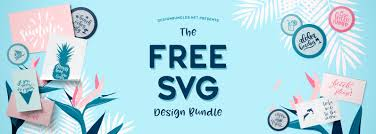 Freesvg.org offers free vector images in svg format with creative commons 0 license (public domain). The Free Svg Bundle Design Bundles