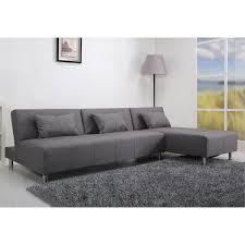 convertible sectional sofa bed.  Bed Atlanta Light Grey Convertible Sectional Sofa Bed And L