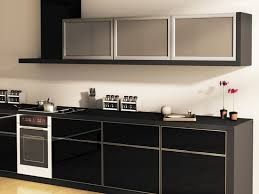 aluminum frame kitchen cabinet doors siena natural aluminum with frosted glass