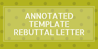 letter of rebuttal sample how to hit a home run with a strong rebuttal letter wordvice
