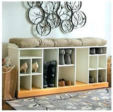cubby house furniture. Cubbie Furniture Shoe Storage Bench Elegant Wood Wooden Boot Compartments Home Holes Cubby House