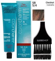 Wella Light Golden Brown Hair Color Amazon Com Wella Color Charm Demi Permanent Haircolor Dye
