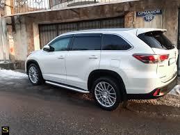 Toyota Highlander | Savini Wheels