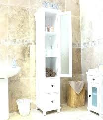 Tall White Bathroom Storage Cabinet Tall White Bathroom Cabinet