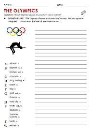 olympics all things topics olympics