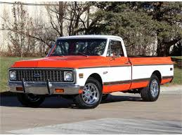 1971 Chevrolet C10 Cheyenne Super Restored with 502V8 for Sale ...