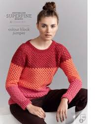 Free Crochet Sweater Patterns Enchanting Fashionable Crochet Sweater Pattern Free Crochet Jumper 48 Ply