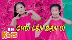 Cười Lên Bạn Ơi ♫ Tam ca nhí nhóm Rain Kids - Nhạc Thiếu Nhi Vui Nhộn -  Tuyển tập nhạc thiếu nhi hay. - #1 Xem lời bài hát