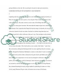 hatshepsut and nefertiti compare contrast research paper hatshepsut and nefertiti compare contrast essay example