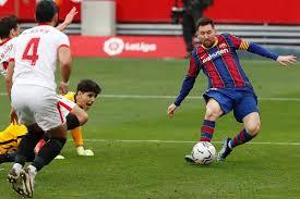 Messi: the best, the worst   LaLiga Santander 2020