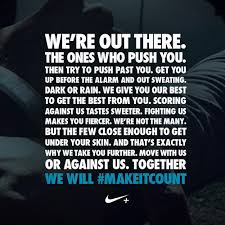 Nike Quotes Beauteous Nike Motivational Quotes The Top 48 Wild Child Sports