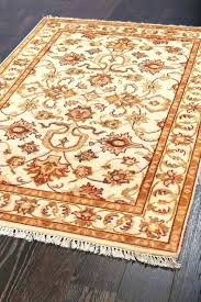 attractive white and gold rug for vintage traditional hand pink