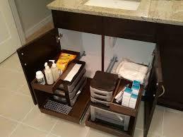 Bathroom Closet Organizers Cabinet — STEVEB Interior : Simple ...