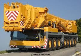 Liebherr 500 Ton Crane Load Chart Liebherr Ltm 1500 8 1 500 Ton All Terrain Crane For Sale