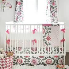 baby girl bedding ragain in pink pink and gray baby bedding set ovwsejm