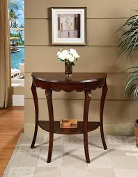 small corner accent table with drawer