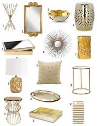 18 gold home decor pieces that won t break the budget budgeting
