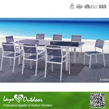 outdoor furniture colors. China Modern 12 Seater Extending Dining Table Bistro Outdoor Furniture Set Multiple Color Supplier Colors