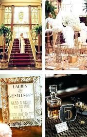 great gatsby wedding decor great wedding inspiration