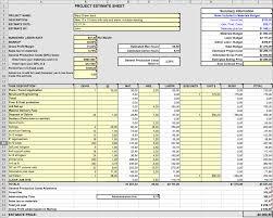 008 Template Ideas Construction Expenses Spreadsheet House