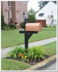 double mailbox post plans. Double Mailbox Post Plans